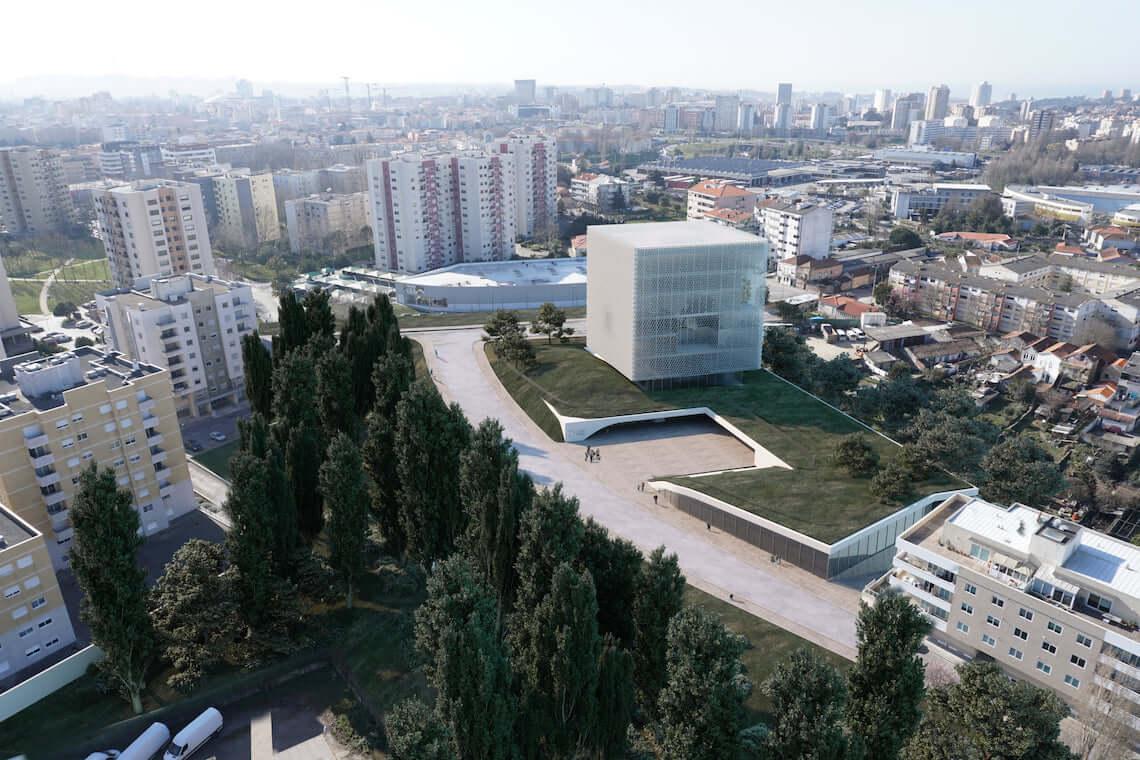 Atelier OODA vence concurso para a nova sede da Liga Portugal no Porto