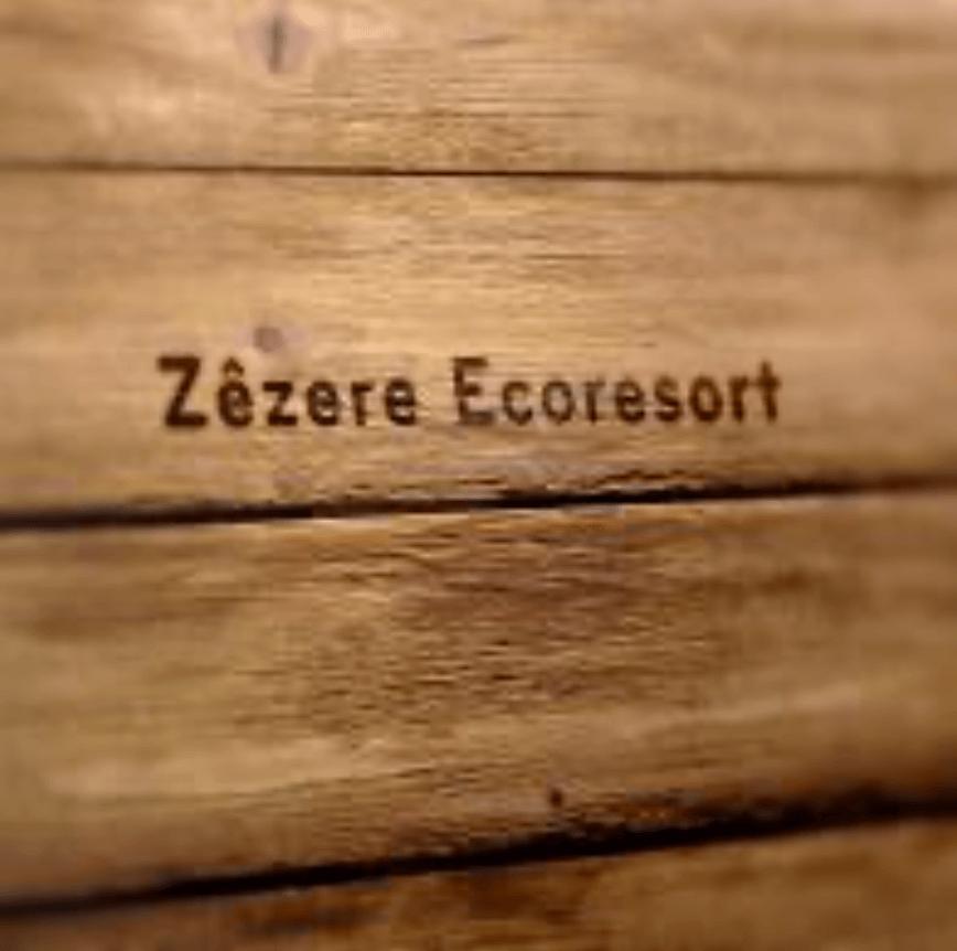Conceção arquitetónica do projeto Zêzere Ecoresort