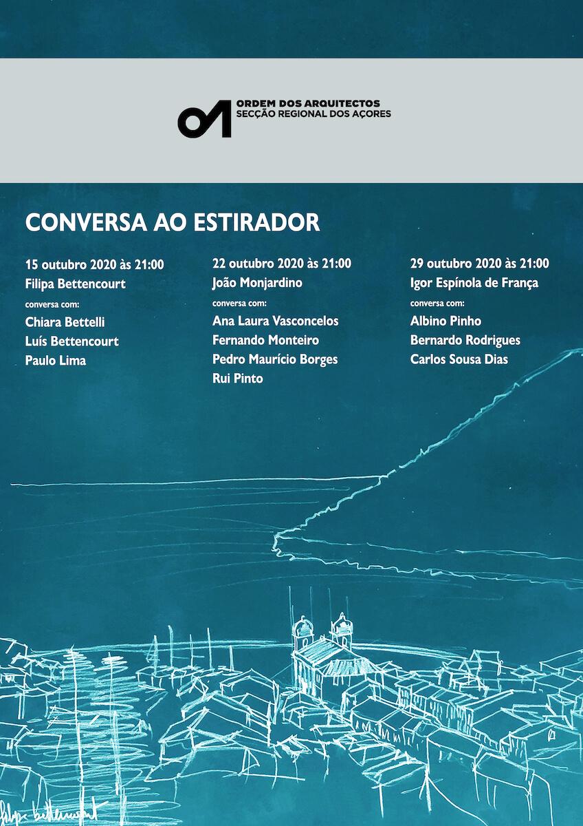 """Açores: """"Conversa ao estirador"""""""