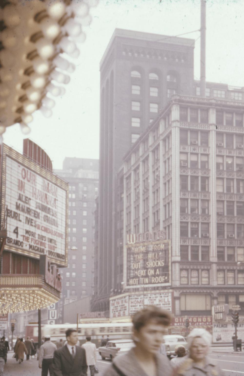 Fernando Távora, Fotografia, Chicago, EUA, 1960