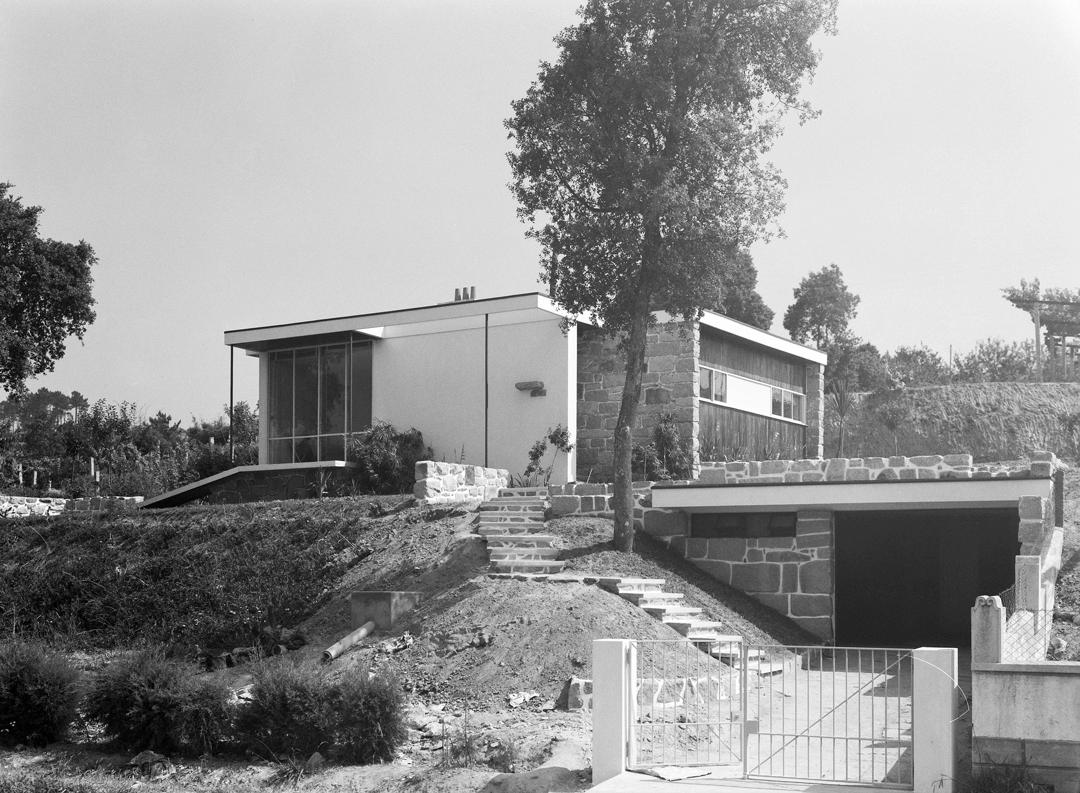 José Carlos Loureiro, Moradia do Arquitecto, 1949