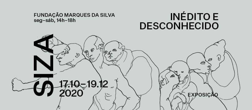 Exposição: Siza – Inédito e Desconhecido