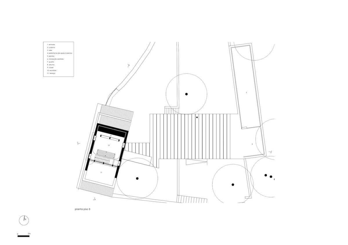 Floret Arquitectura . Golgota 05 - piso 3