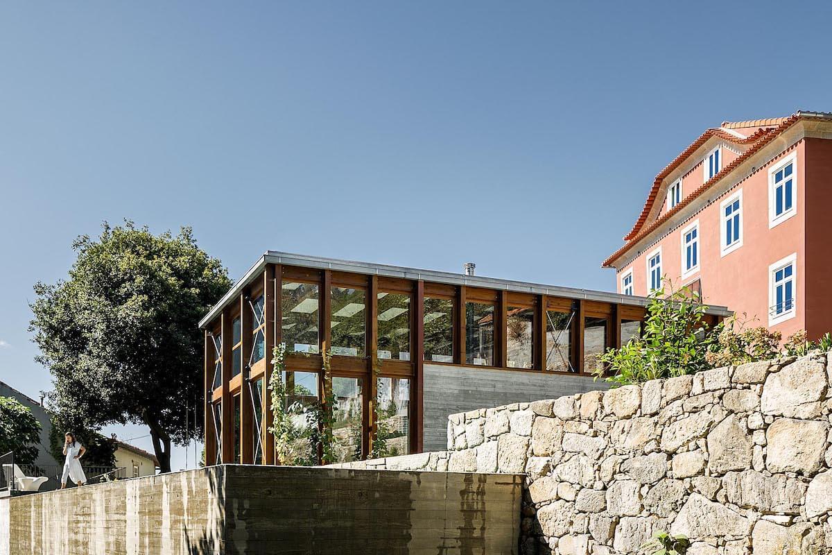 Gólgota . Floret Arquitectura . Créditos Ivo Tavares Studio