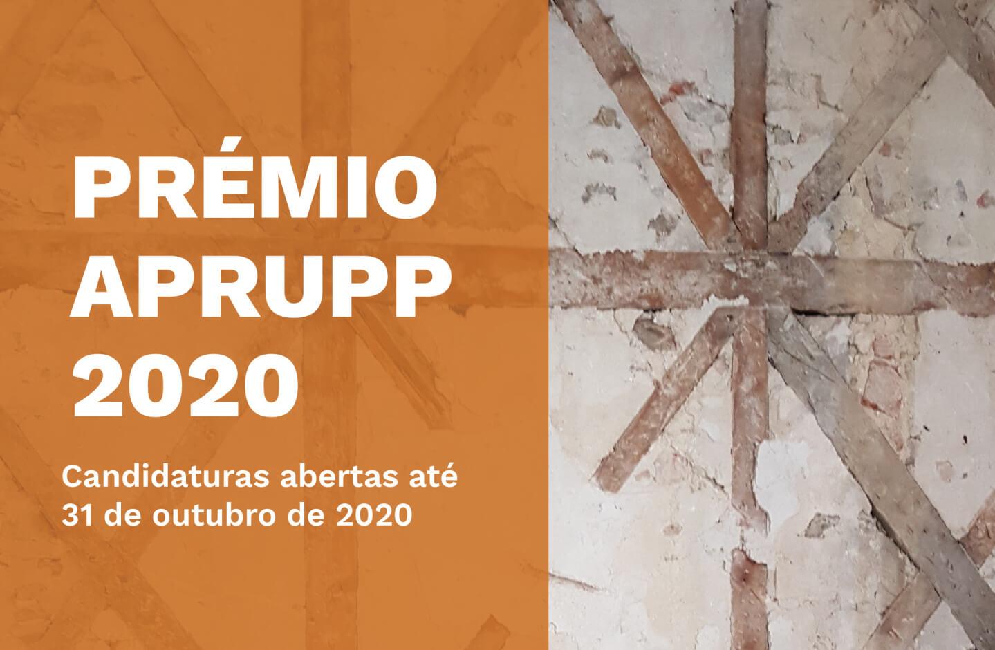 Prémio APRUPP 2020