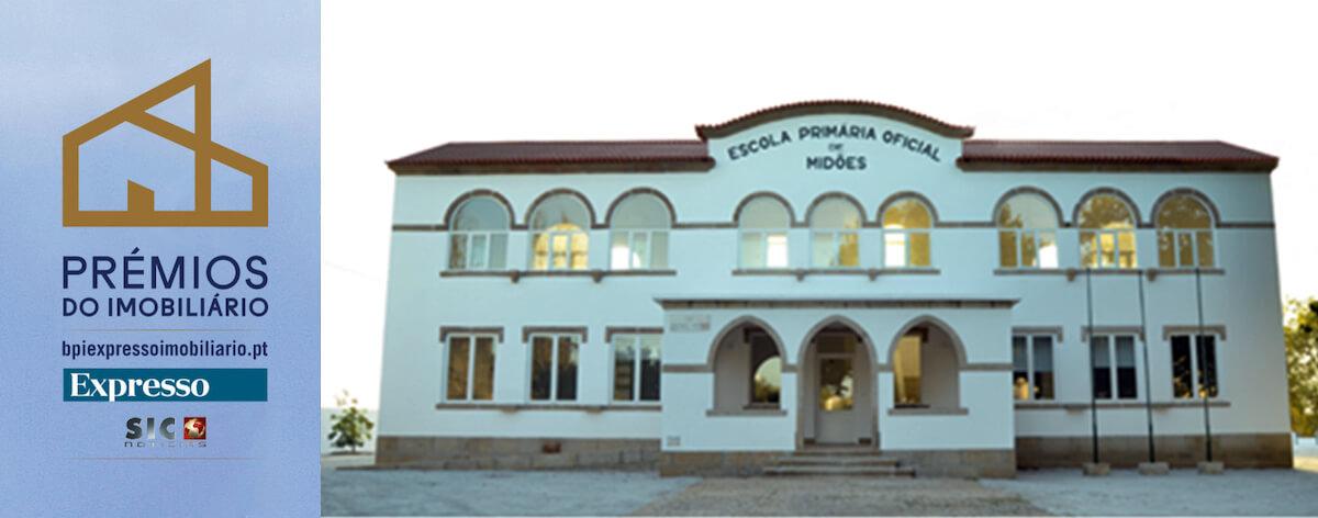 Prémios do Imobiliário distingue Escola de Todos Nós como obra solidária