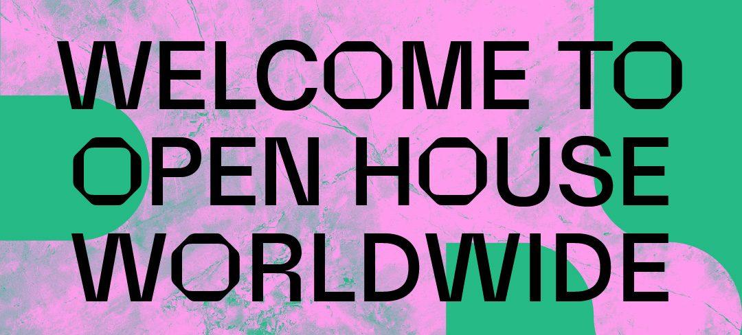 1ª edição do Festival Open House Worldwide