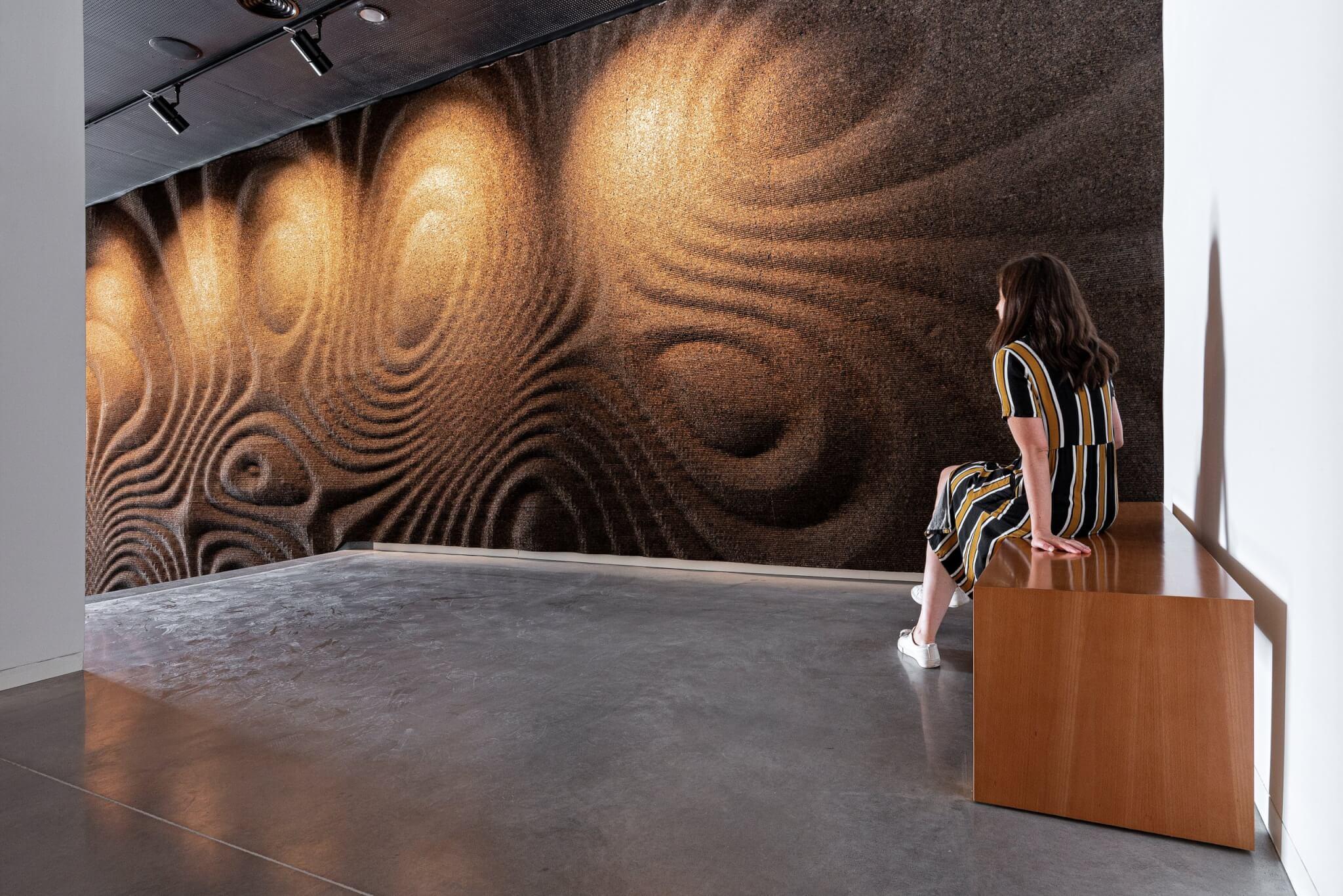 GENCORK no museu WOW em Gaia