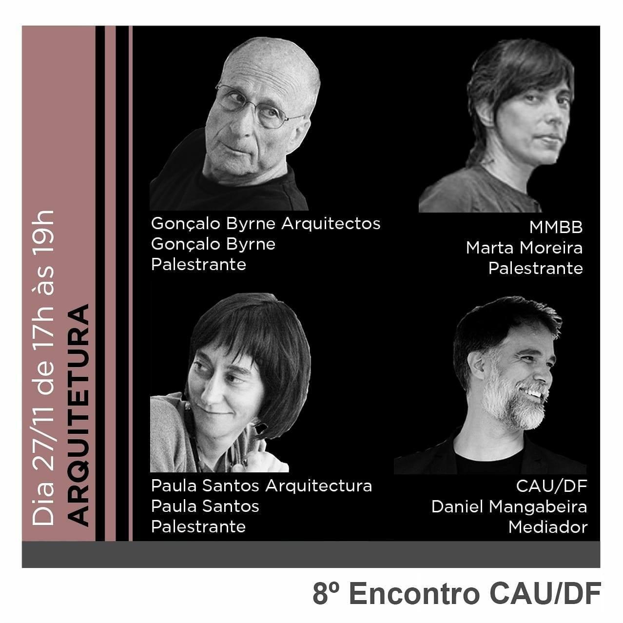8º Encontro CAU/DF: Novos Caminhos da arquitetura e do urbanismo