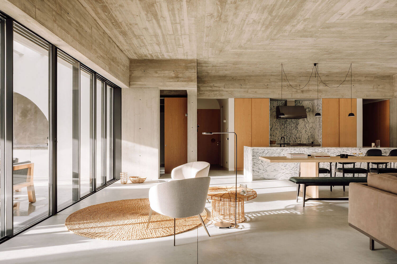 Casa no Meco . Atelier Rua . Créditos ©Francisco Nogueira