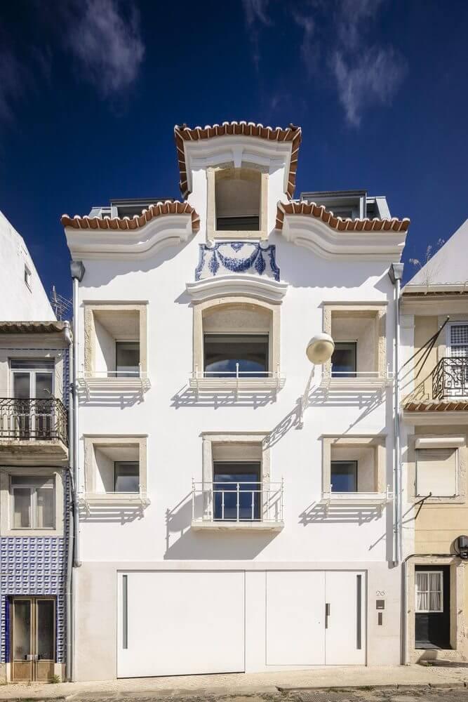 Casa Rua do Olival 26 . ARX Portugal . Créditos © FG+SG