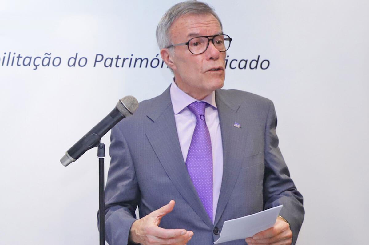 Engenheiro português Vítor Cóias galardoado com prémio internacional
