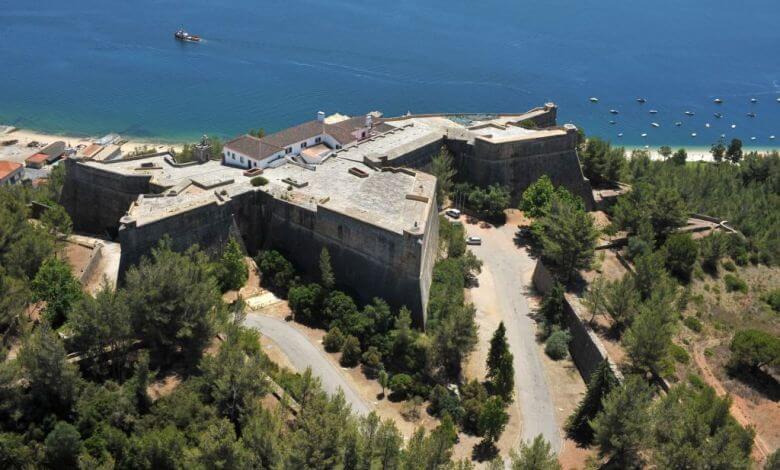 Setúbal: Concurso público para a encosta do Forte de São Filipe