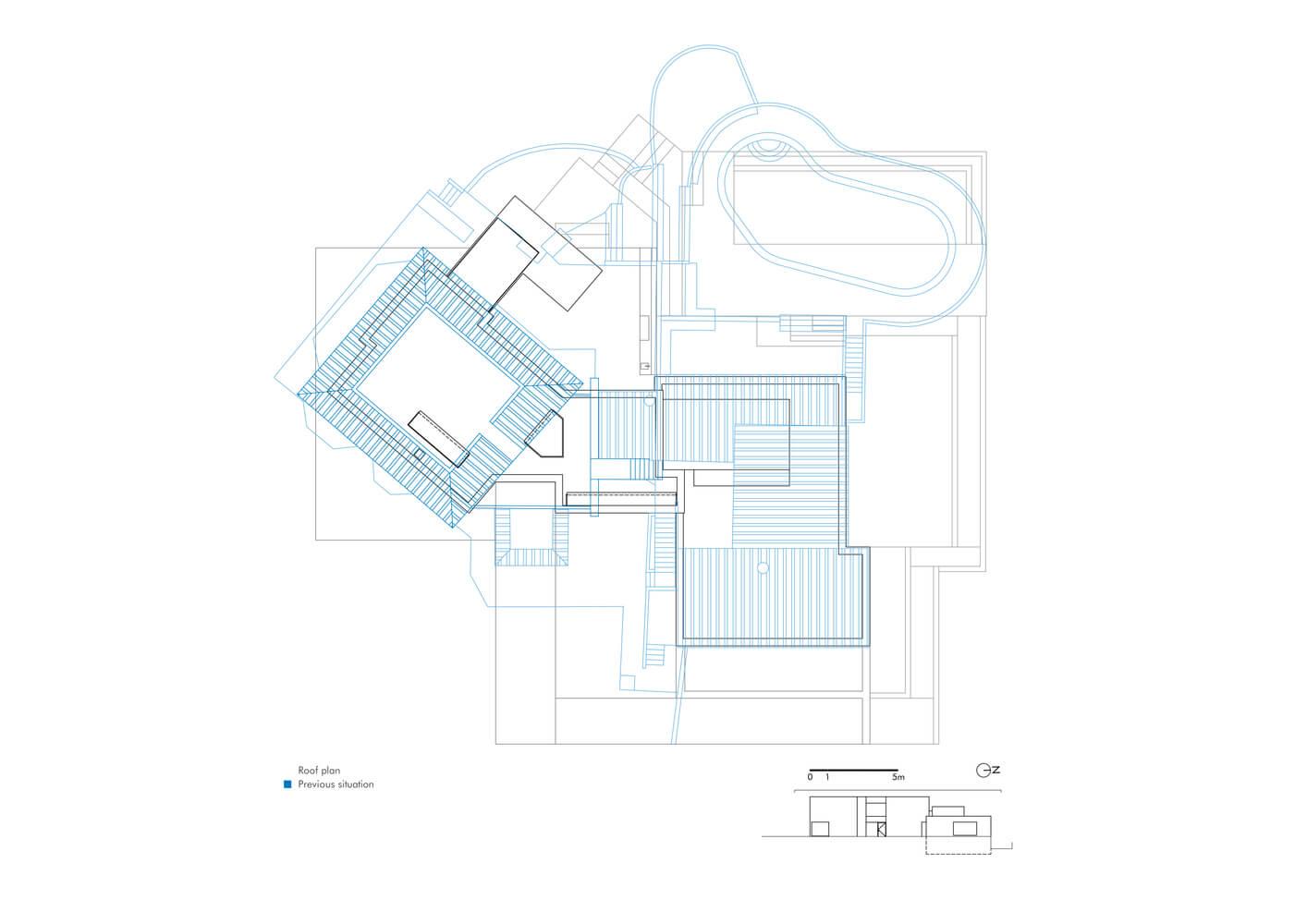 13 roof plan