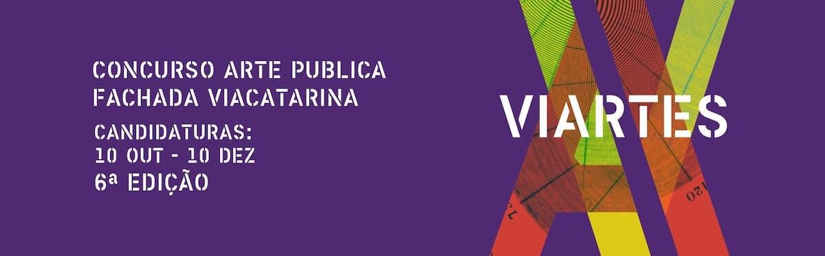 6ª edição do Concurso de Arte Pública VIArtes