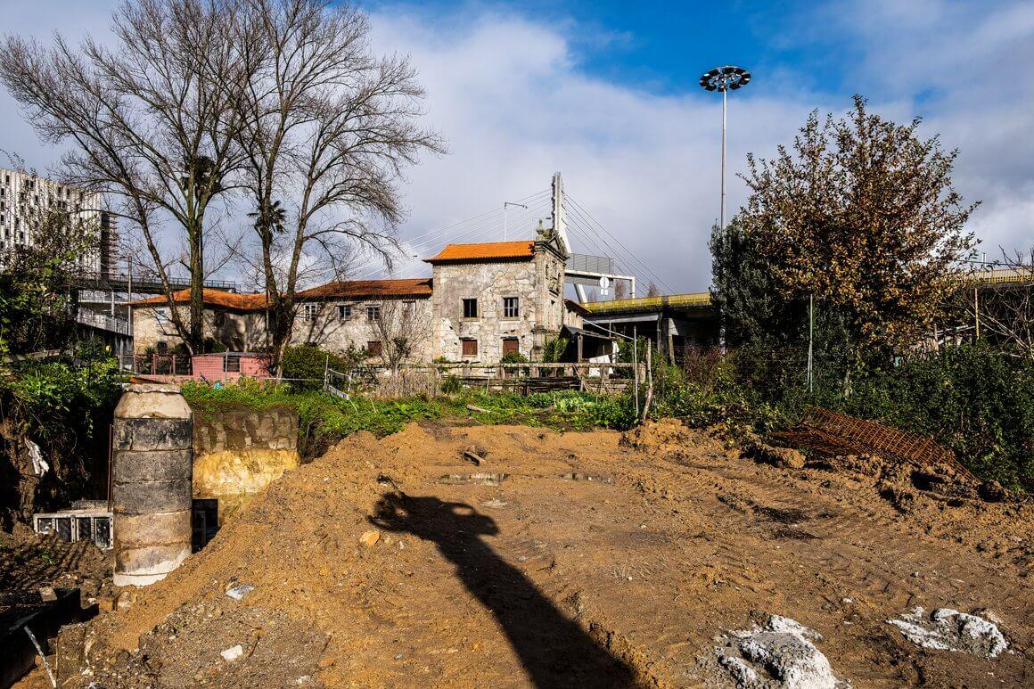 Câmara do Porto lança concurso para a reabilitação da Quinta do Mitra