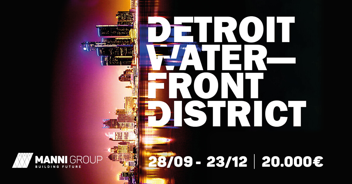 Detroit Waterfront District