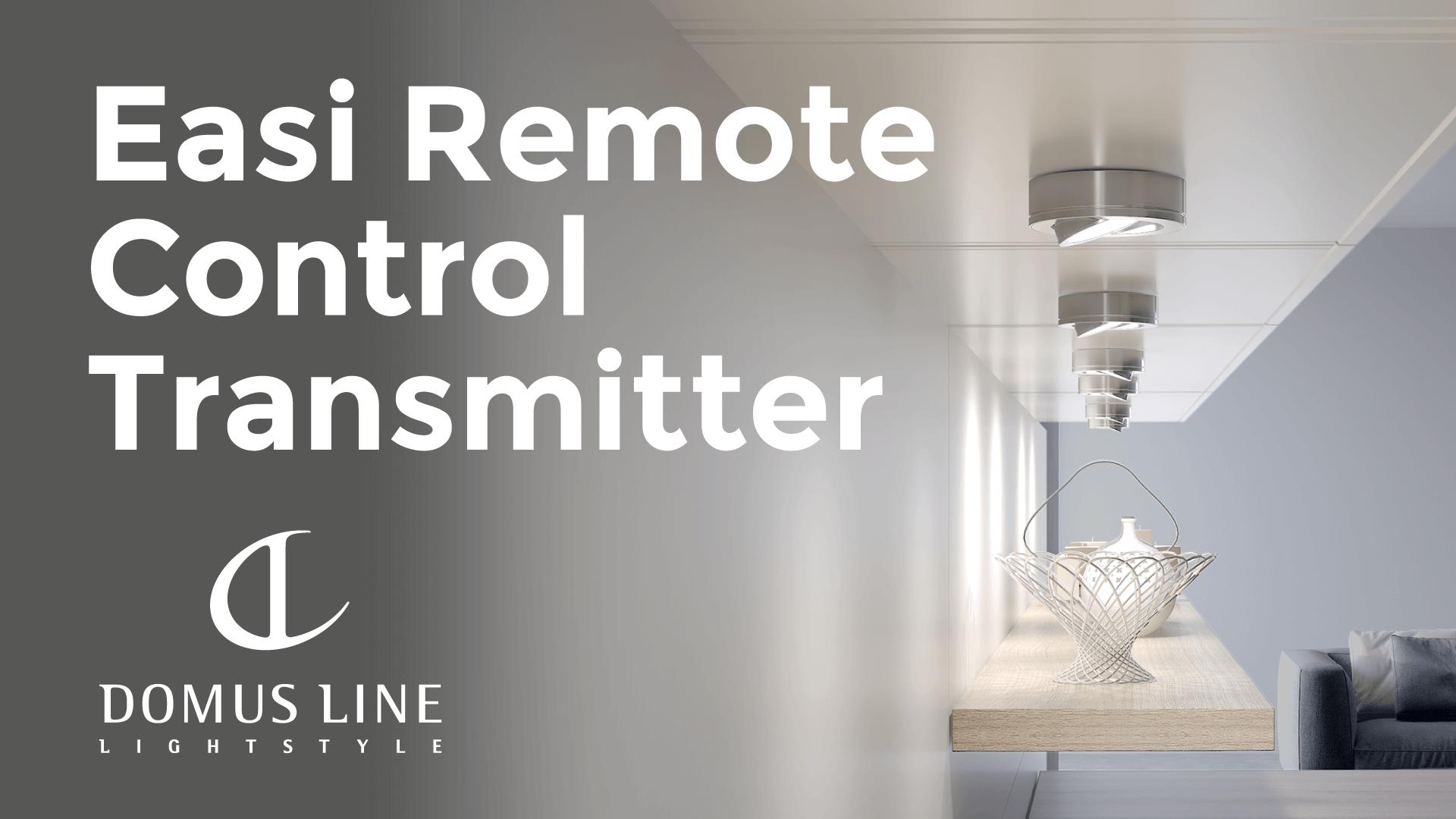 Easi Remote Control Transmitter