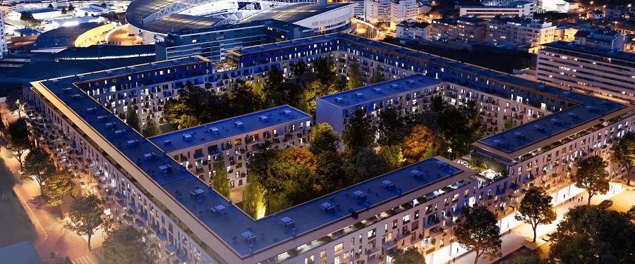 Quadrante projeta megaempreendimento no Porto