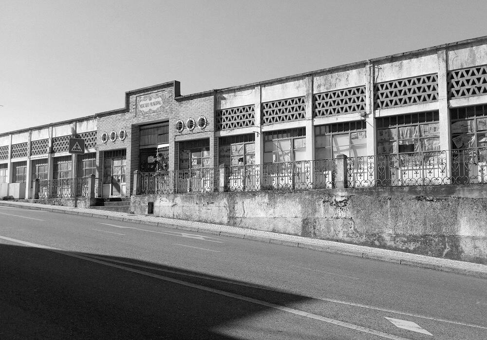 Reconversão do antigo Mercado Municipal em Multiusos