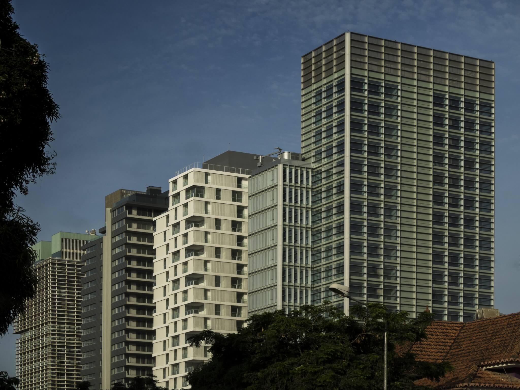 Sky Residence II e Sky Business