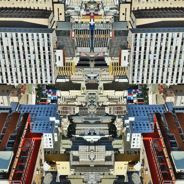 A fotografia como estratégia de transformação da arquitetura urbana