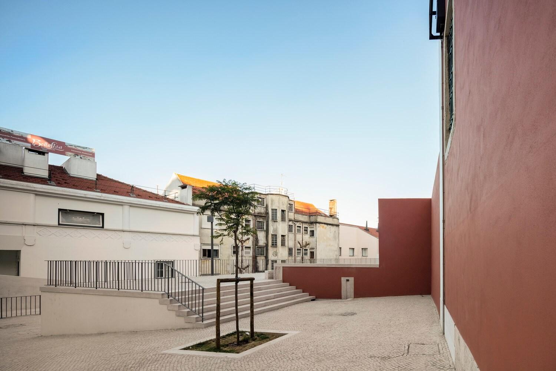Recuperação Urbana no bairro do Chiado