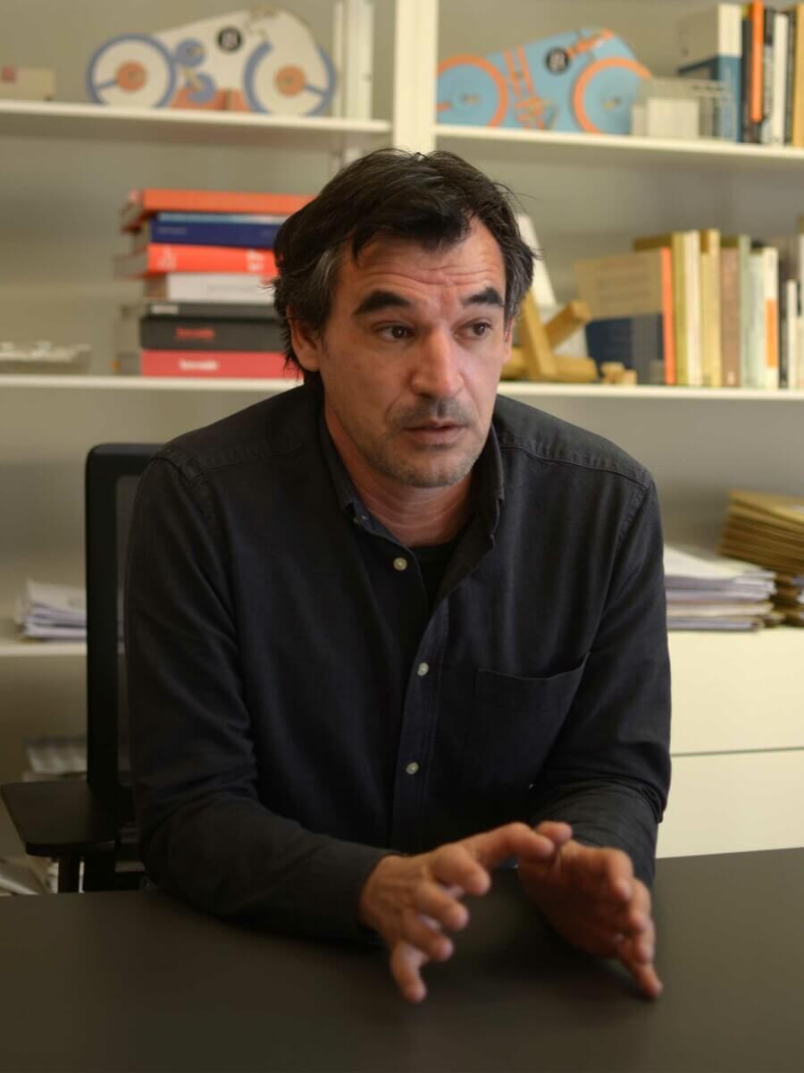Entrevista ao arquiteto Nuno Capa