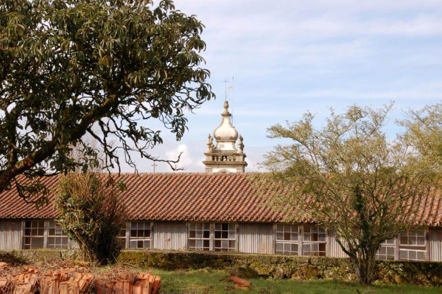 Concessão de exploração da Casa do Outeiro . Paredes de Coura