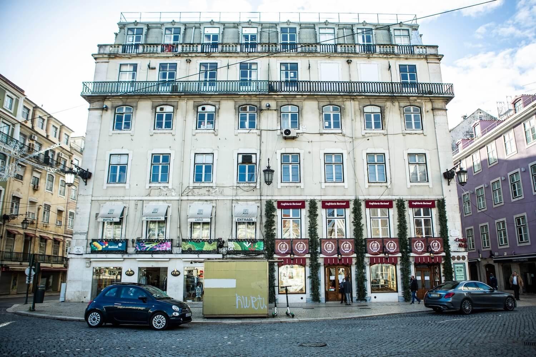Atelier MetroUrbe converte quarteirão da Confeitaria Nacional em Lisboa em hotel