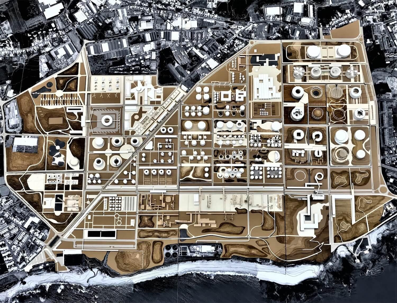 """Uma """"cidade-parque"""" no lugar da refinaria de Matosinhos? É o Cabo do Mundo 21"""