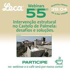 Intervenção estrutural no Castelo de Palmela: desafios e soluções
