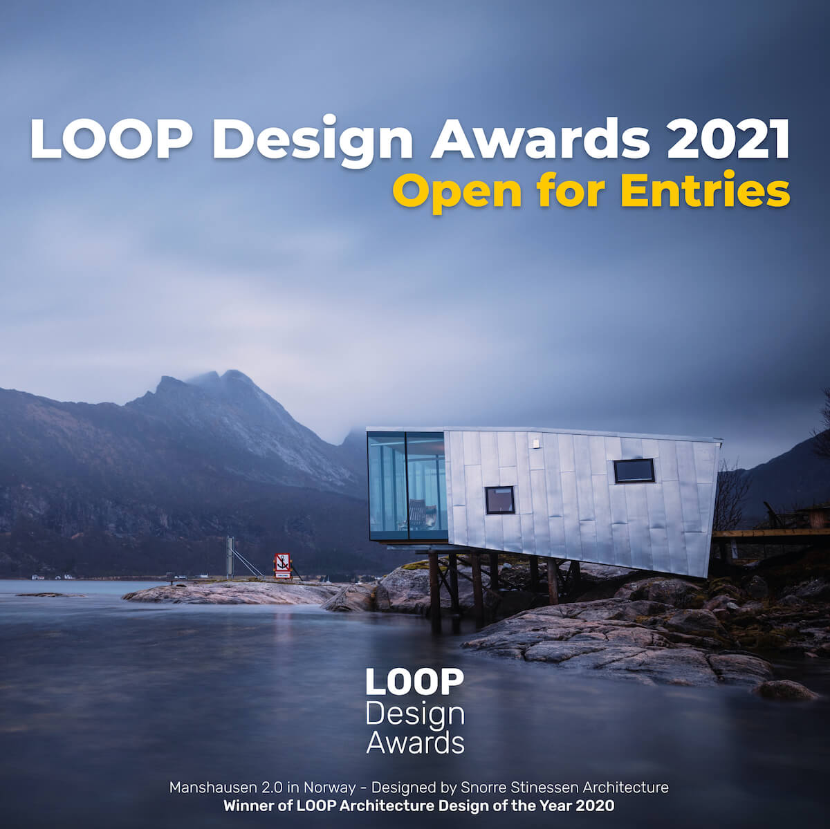 Call for Entries: LOOP Design Awards 2021