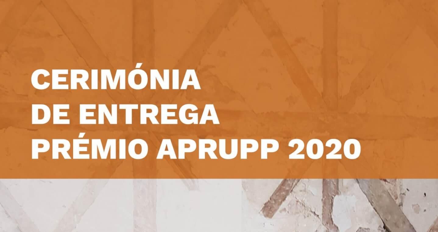 APRUPP e OTIS entregam prémio APRUPP 2020