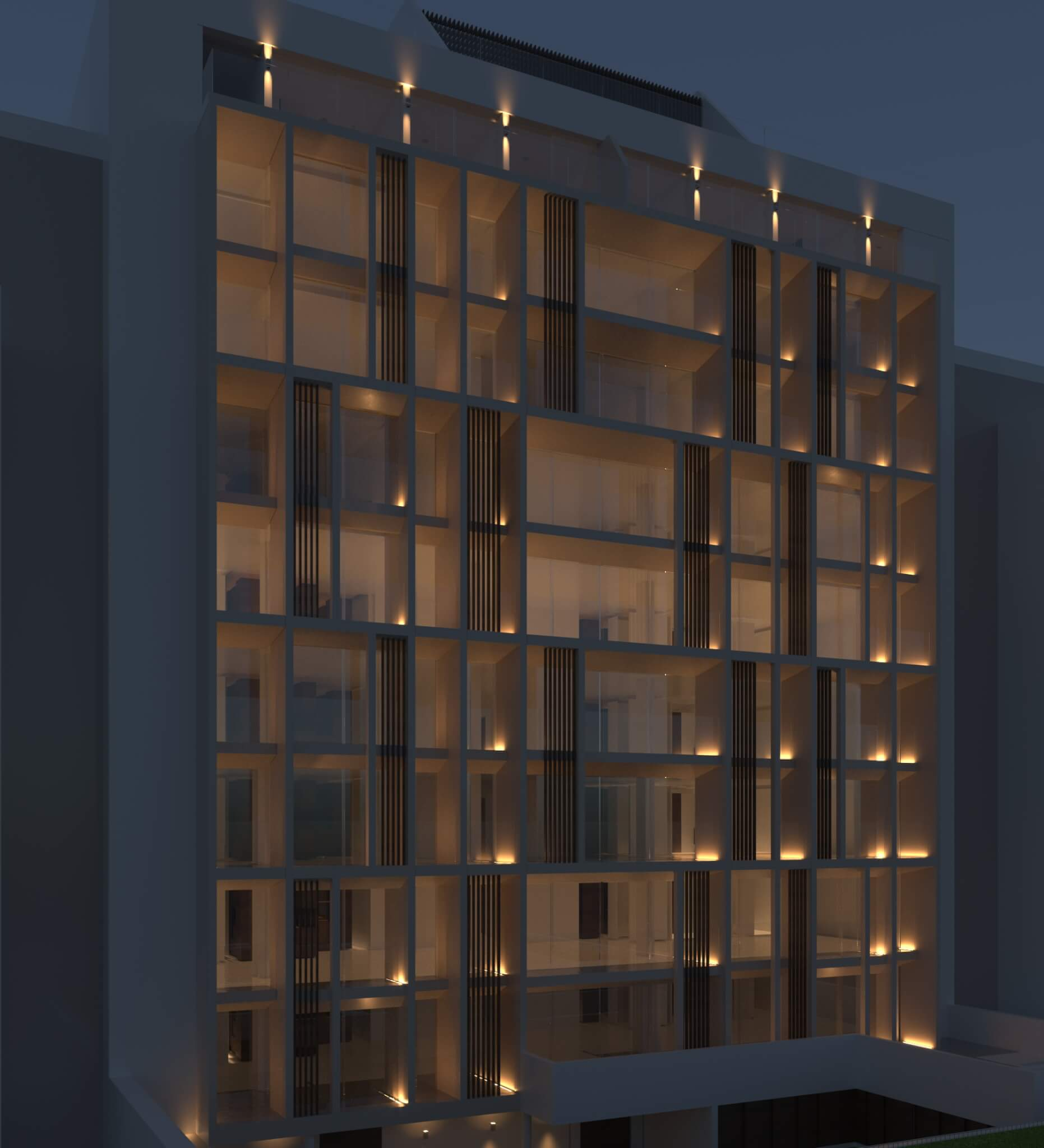 ARTsolutions ilumina Linea Residences