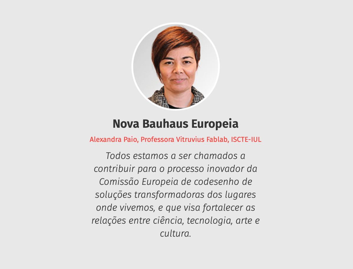 Nova Bauhaus Europeia