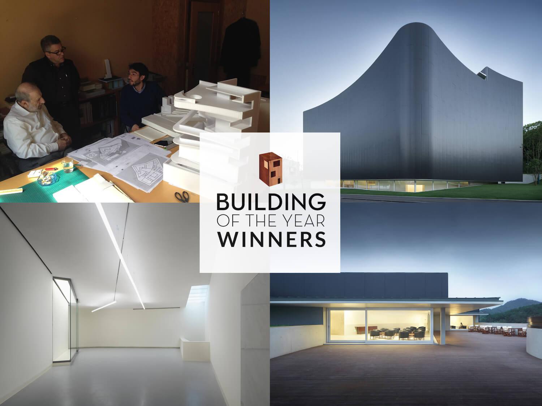 Projeto de Álvaro Siza e Carlos Castanheira é vencedor do Building of the Year 2021