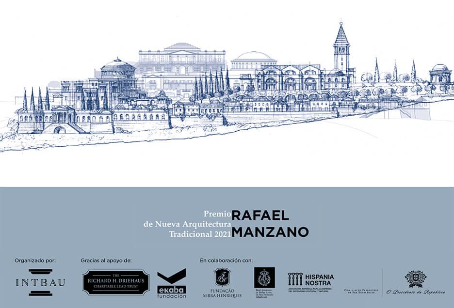 X Edição do Prémio Rafael Manzano de Nova Arquitectura Tradicional 2021
