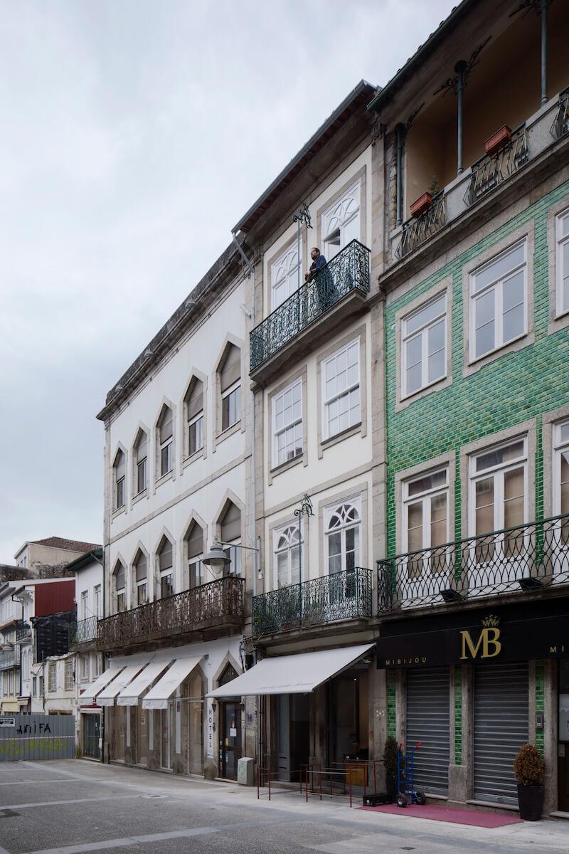 Casa na Rua de São Marcos