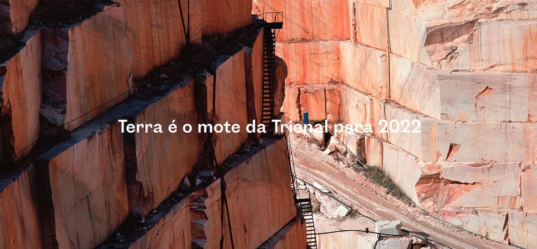 """""""Terra"""" vai ser o tema central da 6.ª Trienal de Arquitectura de Lisboa em 2022"""