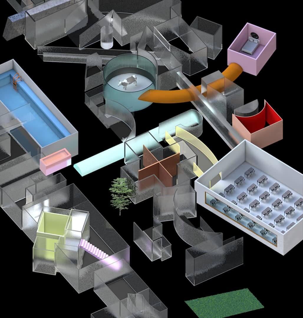 Your Home Is Your Future (A tua casa é o teu Futuro), 2020 © SVESMI