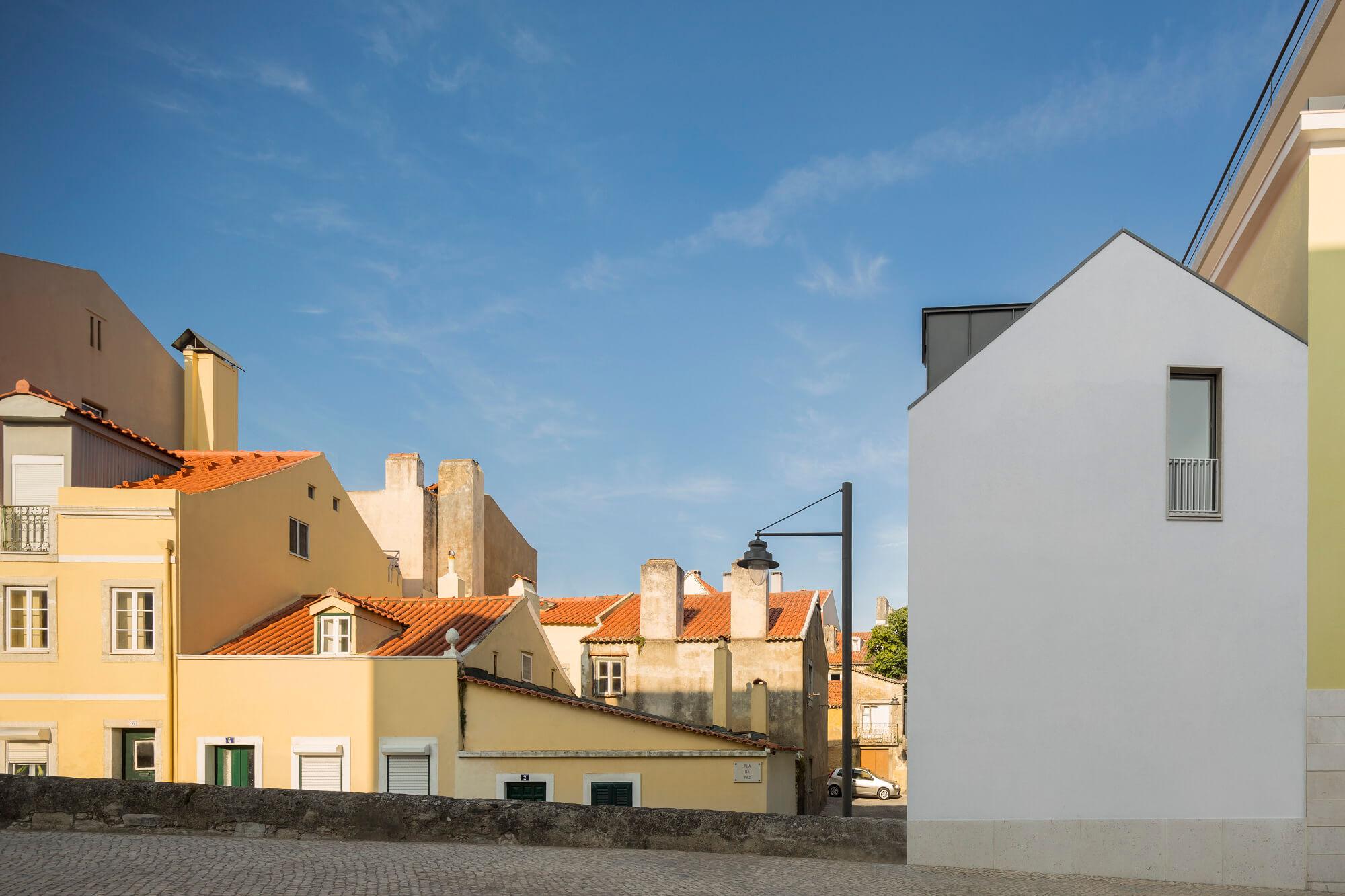 Edifício Lisboa Rua Mercês