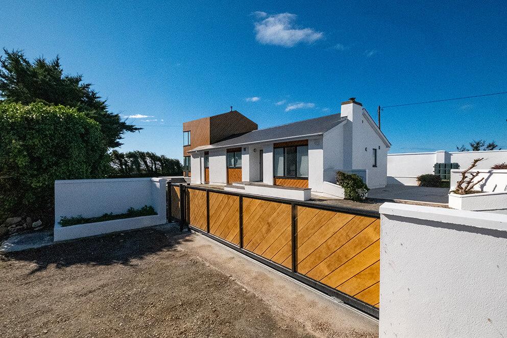SEAVIEW HOUSE . Isabel Barros Architects . Créditos © Robert Mullan