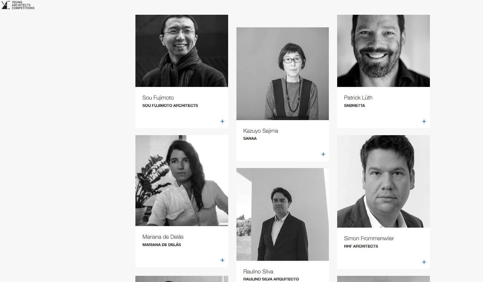 Arquiteto Raulino Silva júri no concurso internacional de arquitetura