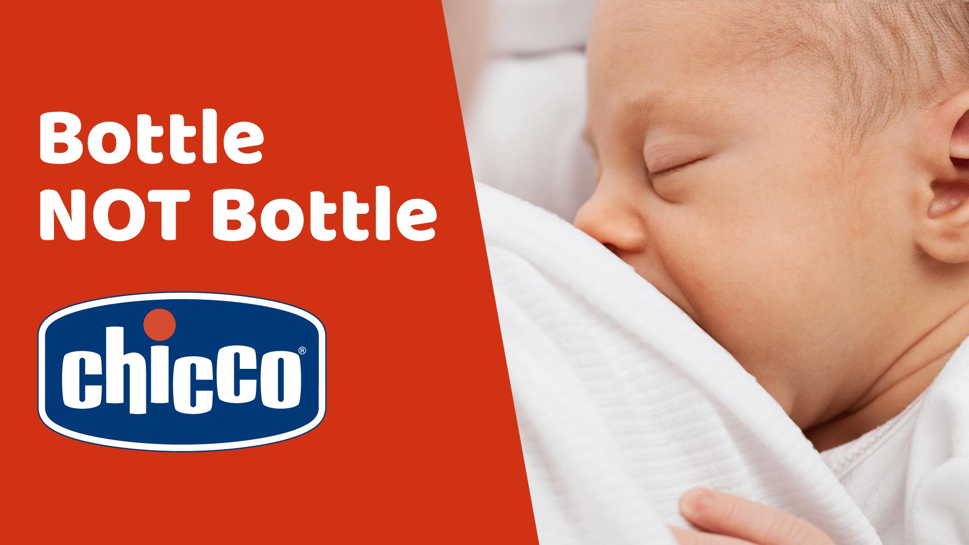 Bottle NOT Bottle