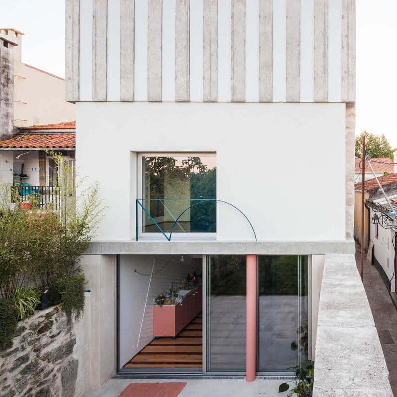 Fala Atelier . Casa em Fontainhas - Porto . Créditos © Ricardo Loureiro