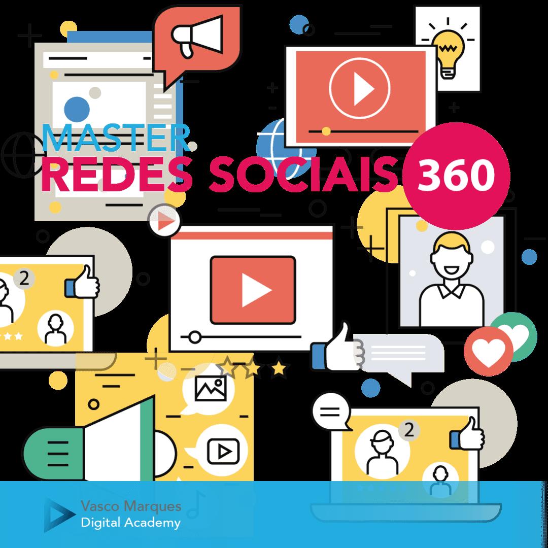 Master Redes Sociais 360