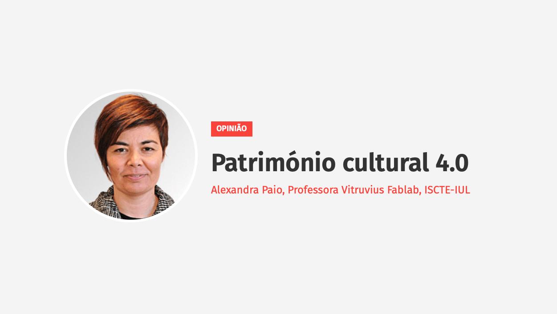 Património cultural 4.0
