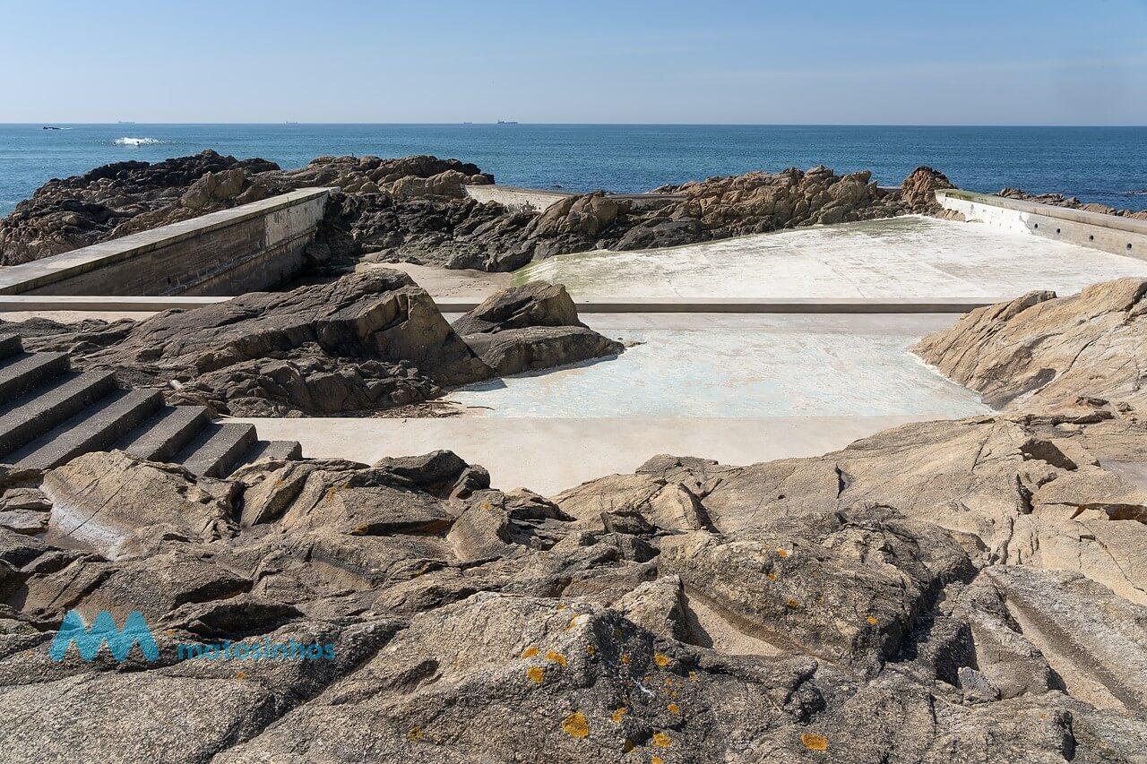 Piscinas das Marés projetado por Álvaro Siza poderá ser visitado já em maio