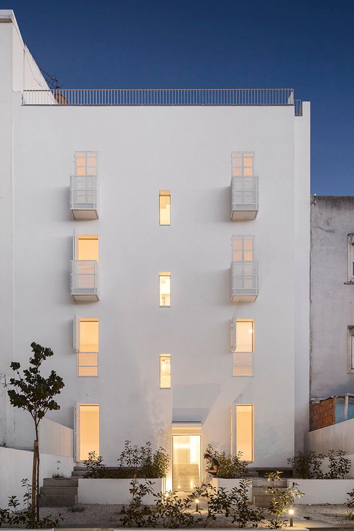 Edifício Rua Aliança Operária